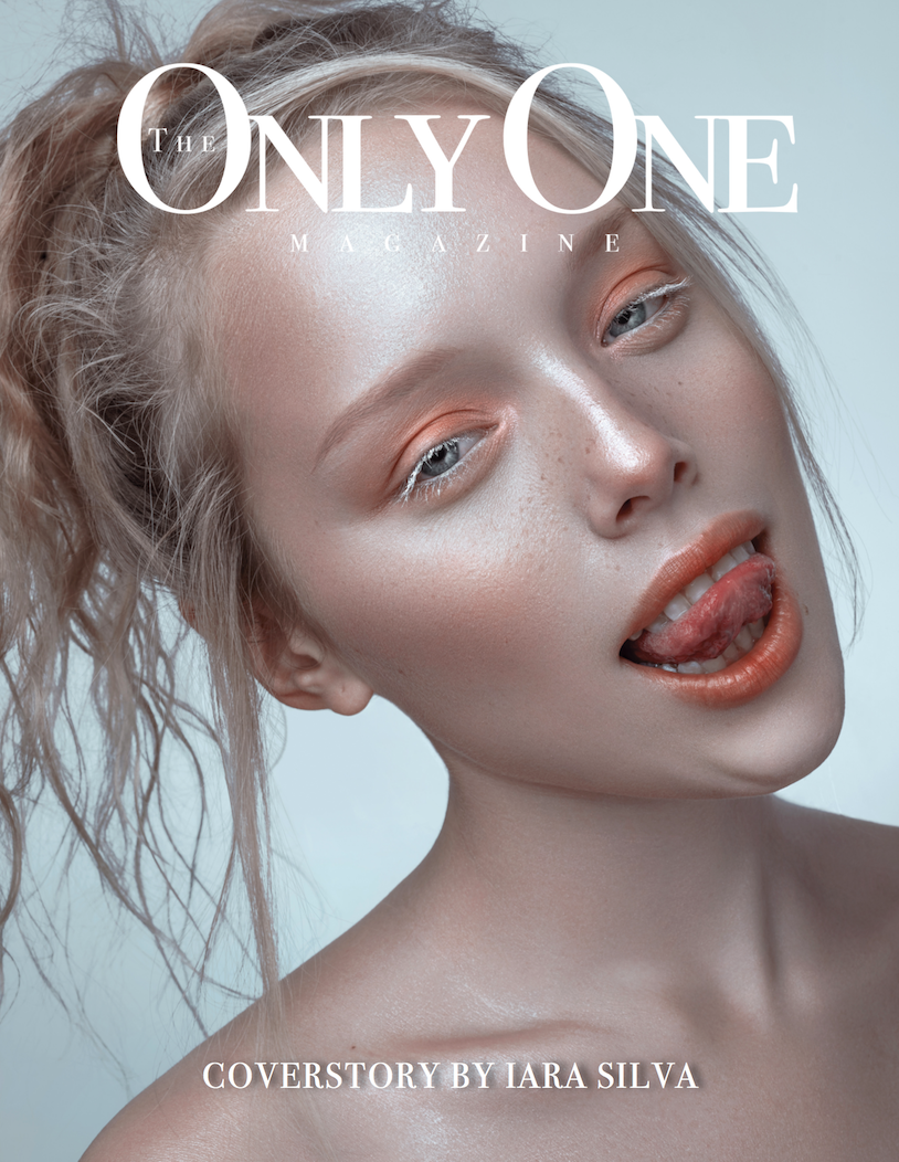 Coverstory by Iara Silva for the Only One Mag