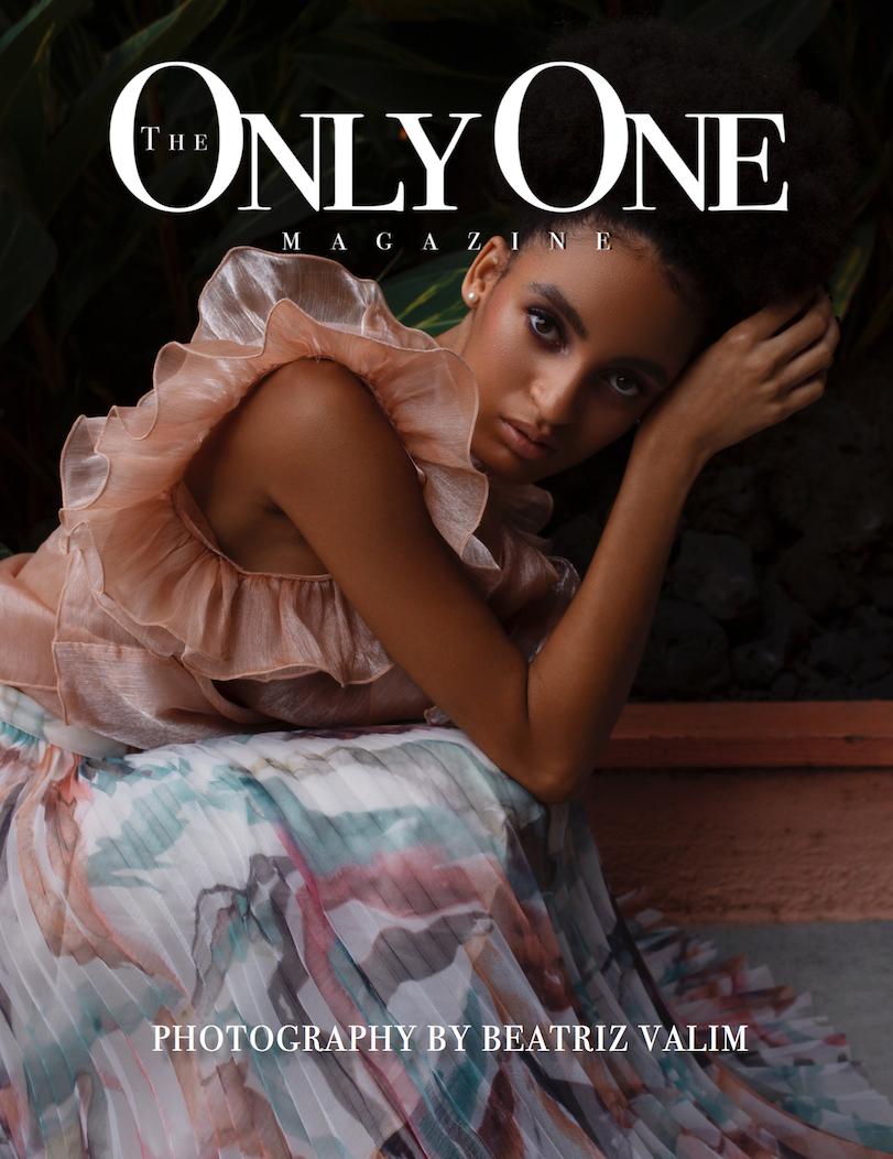 Coverstory by Beatriz Valim by The Only One Magazine